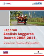 lap analisis anggaran 2008-2011