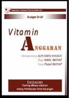 Vitamin Anggaran