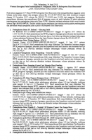 Hasil analisa Audit BPK Kab Muba