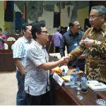 Komisi II DPR RI Mengapresiasi Usulan Konsorsium Peduli Desa