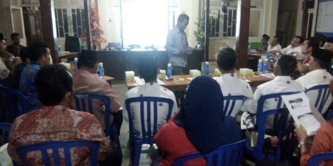 Fitra Selenggarakan Sekolah Anggaran Desa