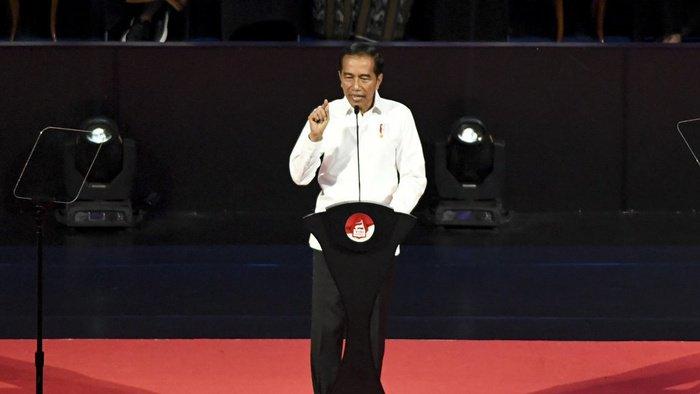 Seknas FITRA Singgung Pidato Jokowi di Sentul
