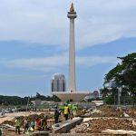 FITRA Sebut Proyek Revitalisasi Monas Dipaksakan