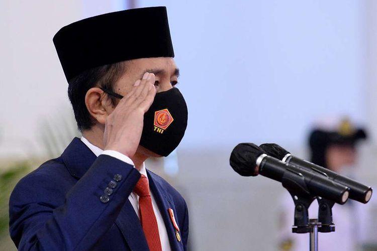 Jokowi Persilakan Ajukan JR UU Cipta Kerja ke MK, Pengamat: Klise!